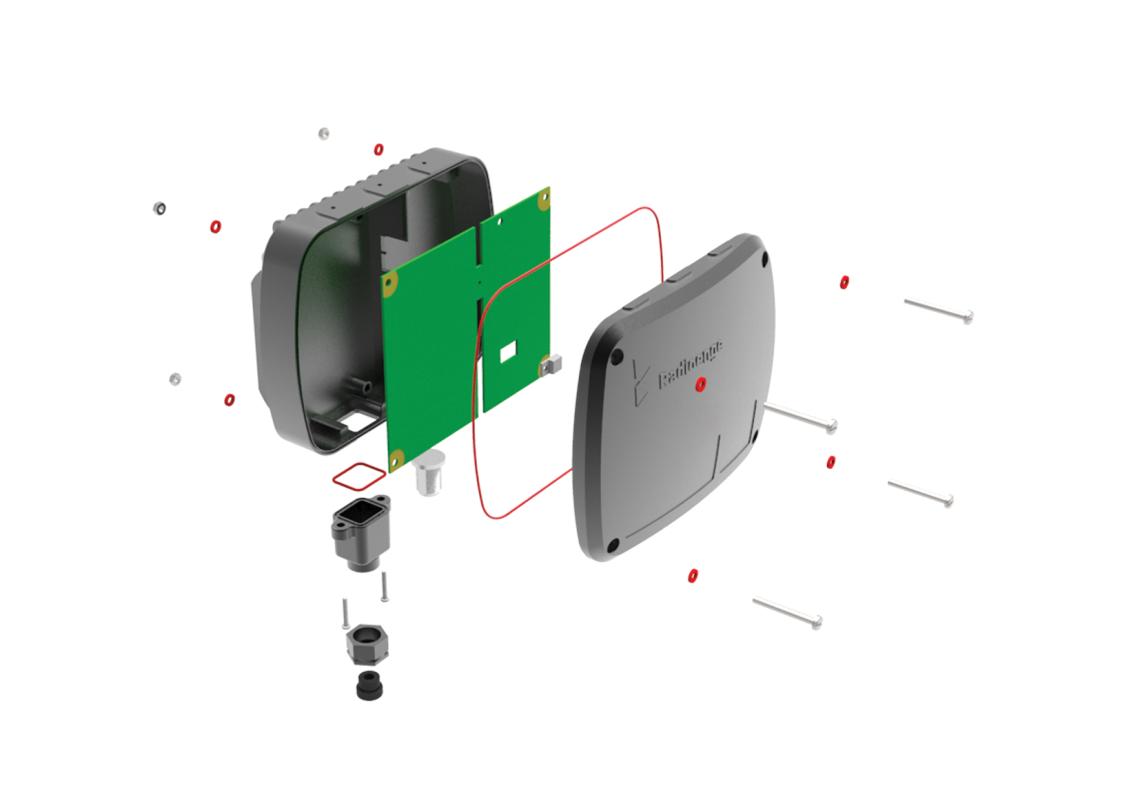 Desenvolvimento de Produto – Antena Outdoor